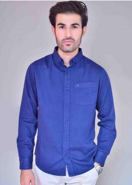 Ignite Wardrobe Cotton Phoenix Button Down Shirts for Men -  IG20SHM 019
