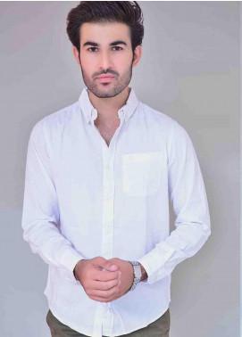 Ignite Wardrobe Cotton Phoenix Button Down Shirts for Men -  IG20SHM 021