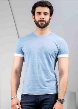 Ignite Wardrobe Cotton Round Neck Half Sleeves Men T-Shirts -  IG20TSM 002