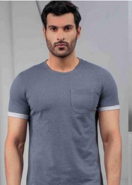 Ignite Wardrobe Cotton Round Neck Half Sleeves T-Shirts for Men -  IG20TSM 003