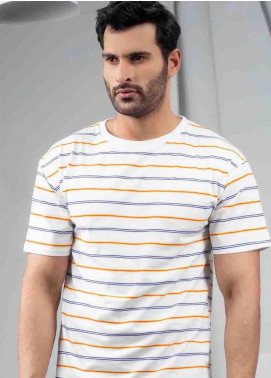 Ignite Wardrobe Cotton Round Neck Half Sleeves T-Shirts for Men -  IG20TSM 007