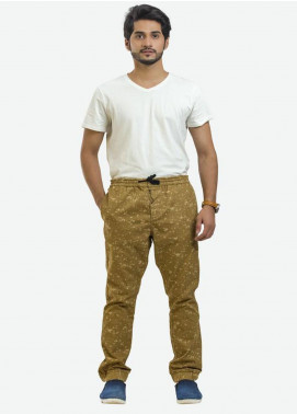 Ignite Wardrobe Cotton Printed Trouser for Men -  IG20TRM 001