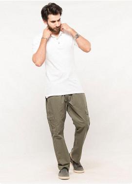 Ignite Wardrobe Cotton Cargo Men Trouser -  IG20TRM 004