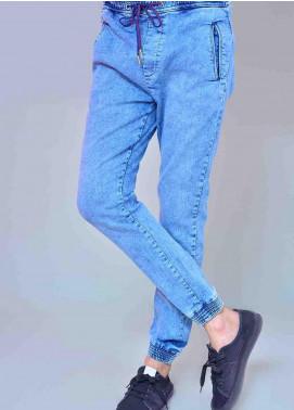 Ignite Wardrobe Denim Jogger  Trouser for Men -  IG20TRM 007