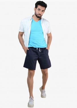 Ignite Wardrobe Cotton Bermuda Plain Men Shorts -  IG20SOM 002