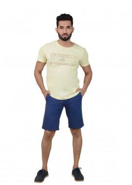 Ignite Wardrobe Cotton Stretchable  Men Shorts -  IG20SOM 004
