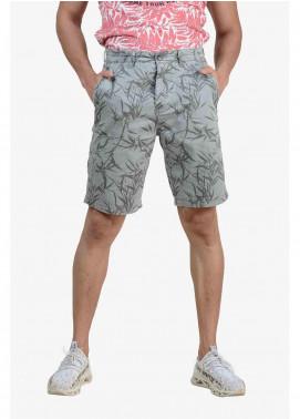 Ignite Wardrobe Cotton Printed Men Shorts -  IG20SOM 008