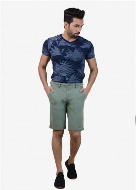 Ignite Wardrobe Cotton Stretchable  Shorts for Men -  IG20SOM 009