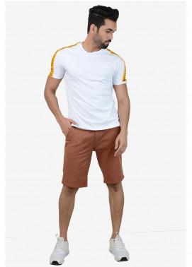 Ignite Wardrobe Cotton Stretchable  Men Shorts -  IG20SOM 010