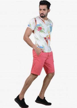 Ignite Wardrobe Cotton Stretchable  Men Shorts -  IG20SOM 014
