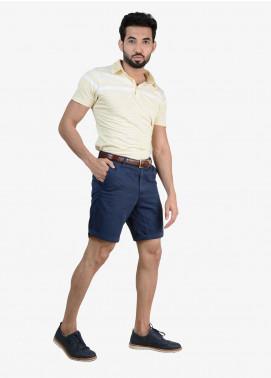 Ignite Wardrobe Cotton Signature Chino Men Shorts -  IG20SOM 016