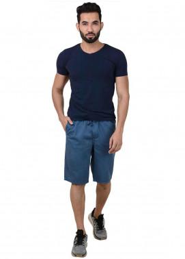 Ignite Wardrobe Cotton Stylish Men Shorts -  IG20SOM 022