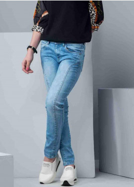 Ignite Wardrobe Perfect Curves Denim Jeans IG20JNW 002
