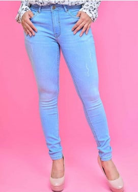 Ignite Wardrobe Super Soft Denim Skinny Jeans IG20JNW 005