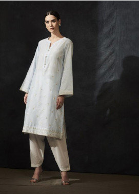 Image Embroidered Cotton Stitched Kurtis P 836 DUSK