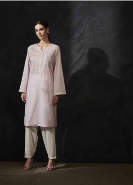 Image Embroidered Cotton Stitched Kurtis P 843 PETAL PUSHER
