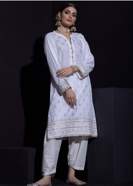 Image Embroidered Cotton Stitched Kurtis IMG19PP P-847