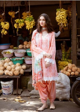 Image Embroidered Cotton Unstitched 3 Piece Suit IMG19LK 12 MANDARI - Luxury Collection
