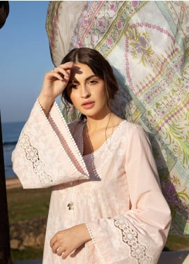 Image Embroidered Cotton Unstitched 3 Piece Suit IMG19LK 22 NIVARTANA - Luxury Collection