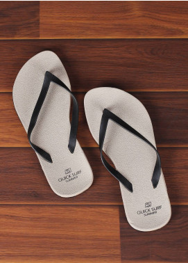 Rubber Ladies Flip Flops 2591 Black