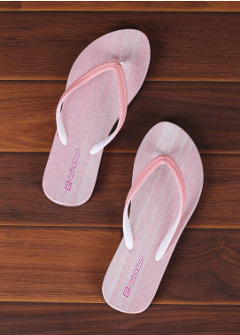 Rubber Ladies Flip Flops 2803 Pink