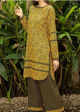 Ittehad Textiles Printed Cotton Unstitched 2 Piece Suit ITD20FC 2113A - Summer Collection