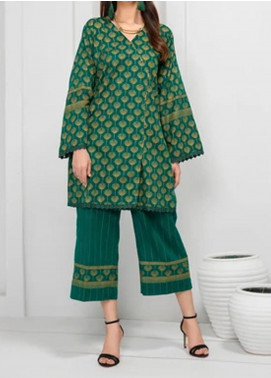 Ittehad Textiles Printed Khaddar Unstitched 2 Piece Suit ITD20K 1817C - Winter Collection
