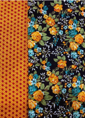Ittehad Textiles Printed Khaddar Unstitched 2 Piece Suit ITD19HK 206C - Winter Collection