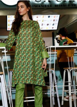 Ittehad Textiles Printed Khaddar Unstitched 2 Piece Suit ITD19HK 226A - Winter Collection