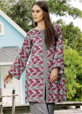 Ittehad Textiles Printed Linen Unstitched 2 Piece Suit ITD19-HL2 11A - Winter Collection