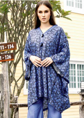 Ittehad Textiles Printed Linen Unstitched 2 Piece Suit ITD19-HL2 12A - Winter Collection