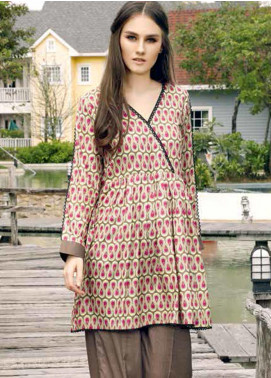Ittehad Textiles Printed Linen Unstitched 2 Piece Suit ITD19-HL2 14A - Winter Collection