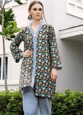 Ittehad Textiles Printed Linen Unstitched 2 Piece Suit ITD19-HL2 22A - Winter Collection