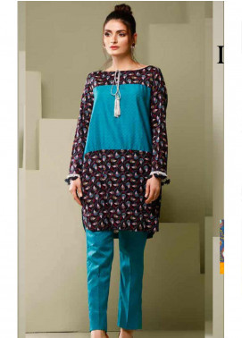 Ittehad Textiles Printed Lawn Unstitched 2 Piece Suit ITD20MS 007C - Summer Collection