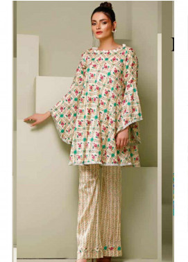 Ittehad Textiles Printed Lawn Unstitched 2 Piece Suit ITD20MS 009C - Summer Collection