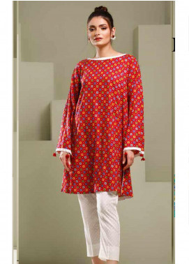 Ittehad Textiles Printed Lawn Unstitched 2 Piece Suit ITD20MS 012A - Summer Collection