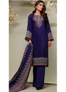 Ittehad Textiles Printed Lawn Unstitched 3 Piece Suit ITD20MS 018A - Summer Collection