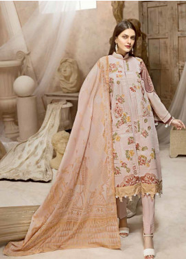 Ittehad Textiles Embroidered Karandi Unstitched 3 Piece Suit ITD19W CAMILLE - Winter Collection
