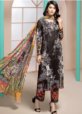 Jahanara Embroidered Lawn Unstitched 3 Piece Suit JN20SS 03 - Spring / Summer Collection