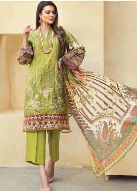 Janiya by Resham Ghar Embroidered Silk Unstitched 3 Piece Suit JRG20DS 03 - Winter Collection