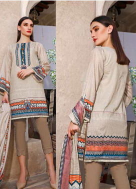 Jhalak by Ittehad Textiles Printed Lawn Unstitched 3 Piece Suit IT20J 1518 B - Spring / Summer Collection