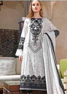 Jhalak by Ittehad Textiles Printed Lawn Unstitched 3 Piece Suit IT20J 1519 A - Spring / Summer Collection