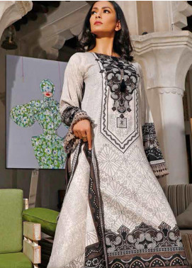 Jhalak by Ittehad Textiles Printed Lawn Unstitched 3 Piece Suit IT20J 1519 B - Spring / Summer Collection