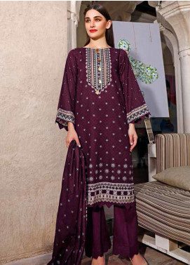 Jhalak by Ittehad Textiles Printed Lawn Unstitched 3 Piece Suit IT20J 1520 A - Spring / Summer Collection