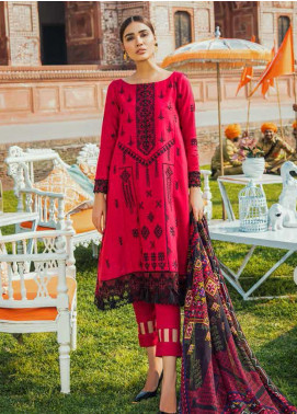 Kaasni by Panache Embroidered Lawn Unstitched 3 Piece Suit PN20K7 - Spring / Summer Collection