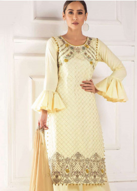 Kalyan By ZS Embroidered Lawn Unstitched 3 Piece Suit KED19EC 08 - Exclusive Collection