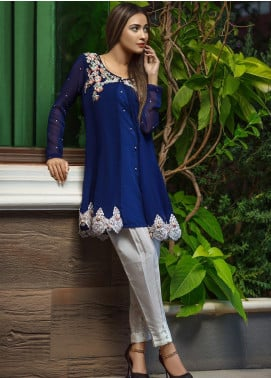 Kashbia Embroidered Cotton Net Stitched 2 Piece 8001-KB-004