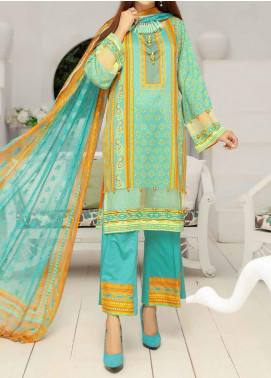 Khaka by Puri Fabrics Embroidered Viscose Unstitched 3 Piece Suit PF20KV-2 D-02 - Festive Collection