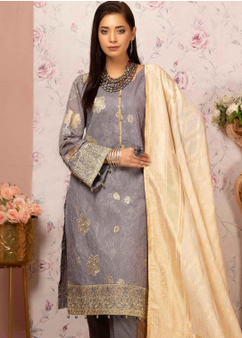 Khas Embroidered Lawn Unstitched 3 Piece Suit KHS20SV KJE-19002 Chromatic - Spring / Summer Collection