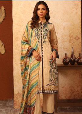 Khas Embroidered Lawn Unstitched 3 Piece Suit KHS20SV KSE-8030 Citaded - Spring / Summer Collection